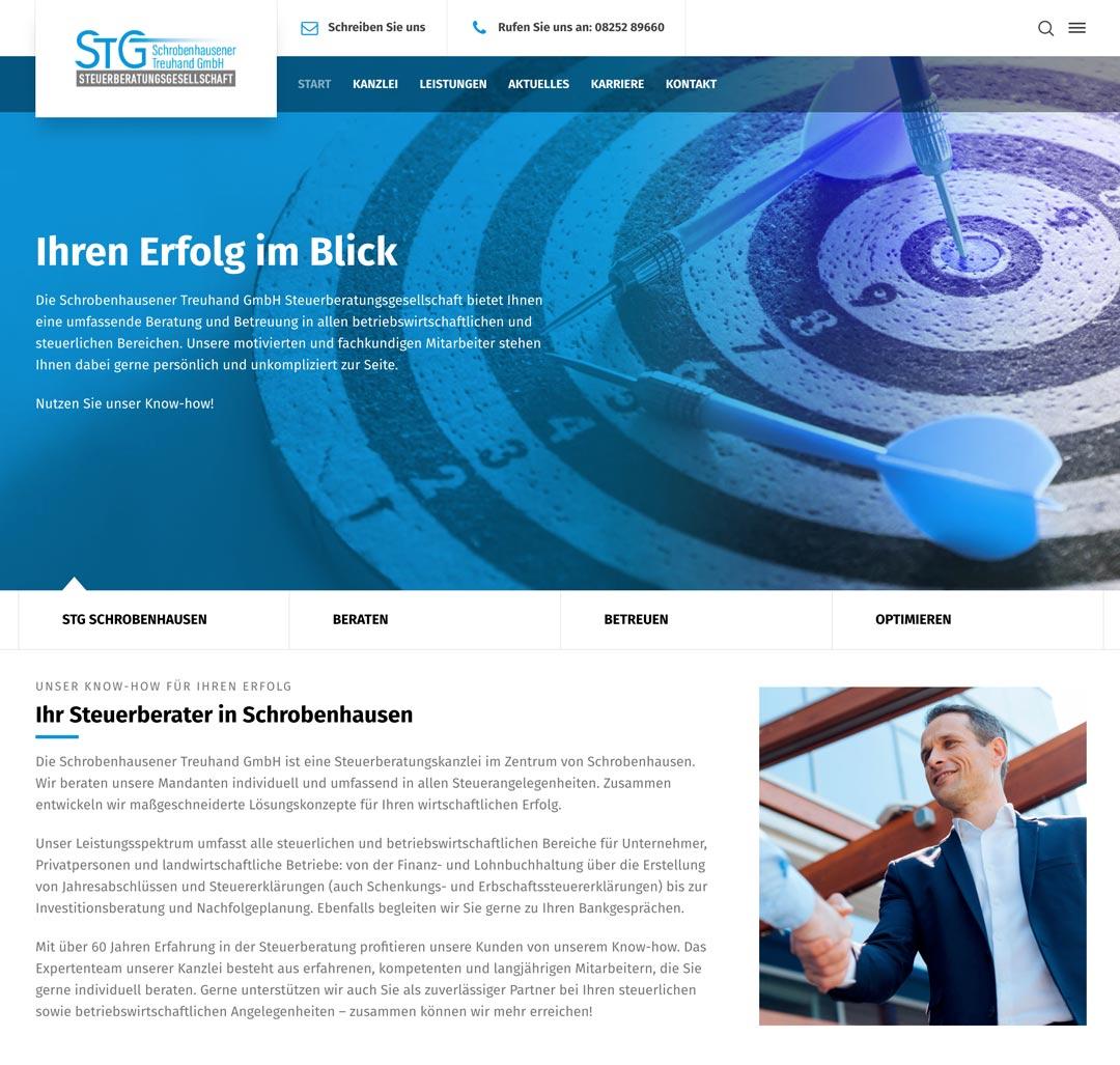 STG Steuerberatung Schrobenhausen
